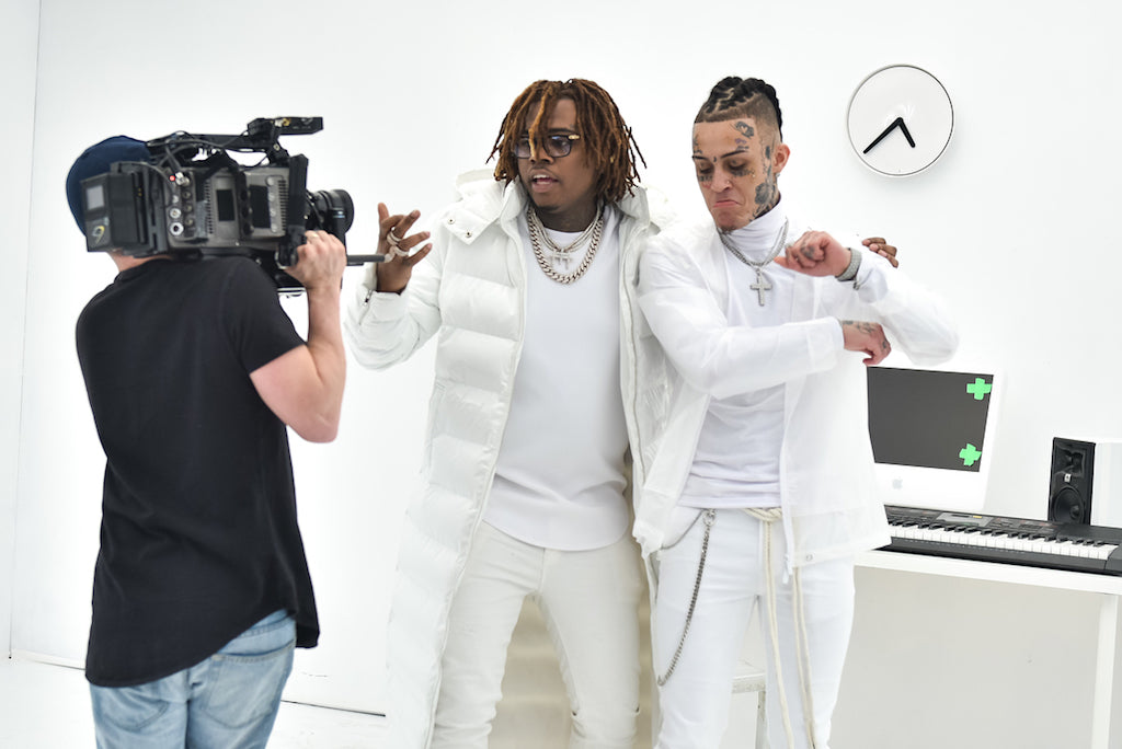 Lil Skies & Gunna Drop 'Stop The Madness' Video