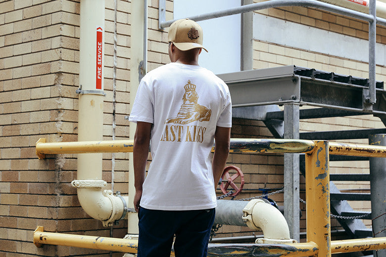 Last Kings 'King Sphinx' Tee