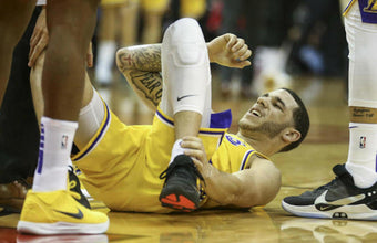 Lonzo Ball Expected To Miss 4-6 Weeks