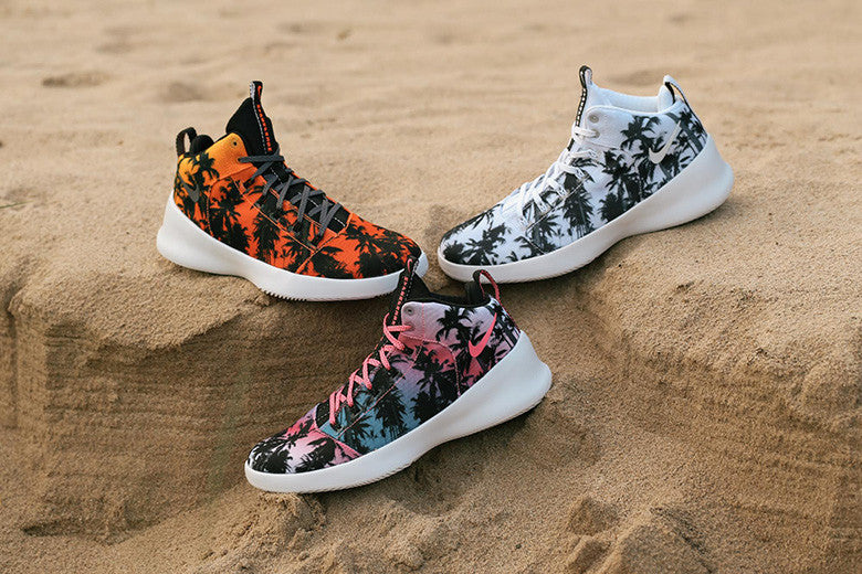 "Nike 2015 Summer Hyperfr3sh QS ""Palm Tree"" Pack"