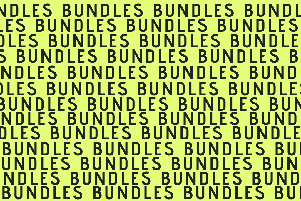 BRAND NEW BANGIN' BUNDLES