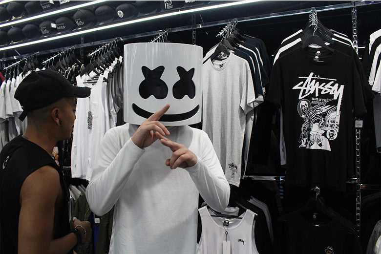 Marshmello Instore Culture Kings Perth
