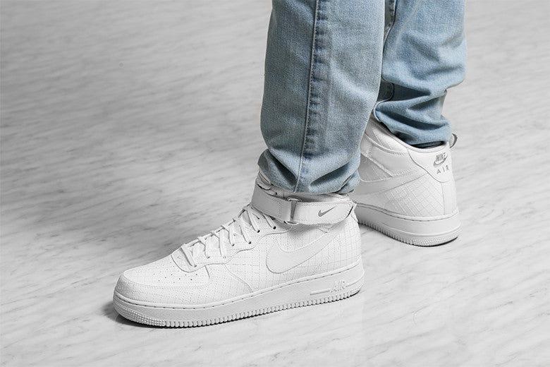"f7c28b4c4701 Nike Air Force 1 Mid 07 LV8 ""White"" – Culture Kings"
