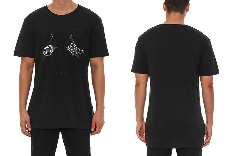 Culture Kings X Saint Morta Boxing Day Collaboration T-Shirt