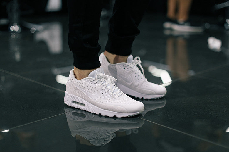 Nike Air Max 90 Ultra Moire White/White