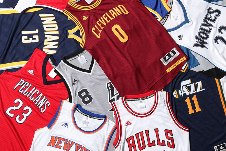 LeBron, Curry & Bryant NBA Jerseys Among Top Selling