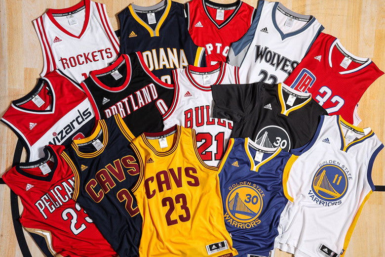 New NBA Basketball Jerseys Hit Culture Kings