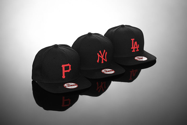 New Era 2015 Metal Badge Snapbacks