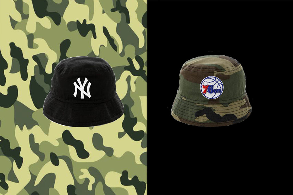 New Era Drops Bucket Hats For Your Lil One