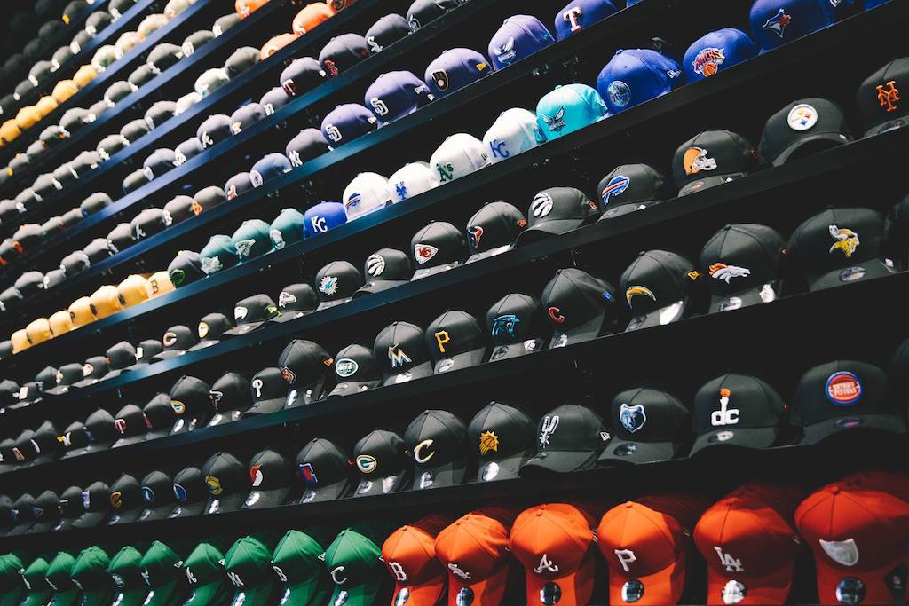 NEW ERA HEADWEAR FITTING STATION 💥