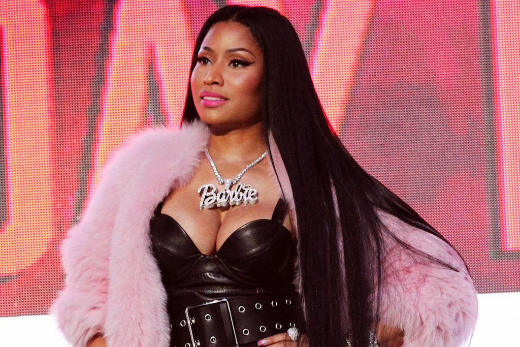 Nicki Minaj Drops Two Freestyles
