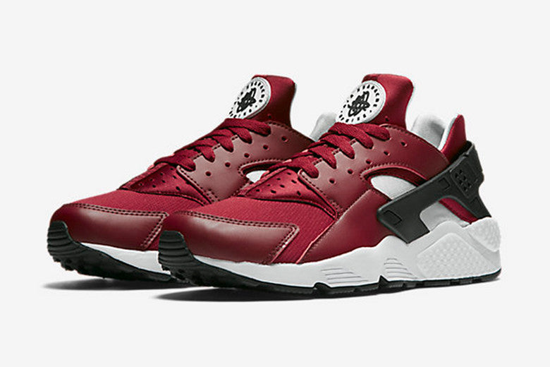 "Nike Air Huarache ""Team Red"" Releasing This October"
