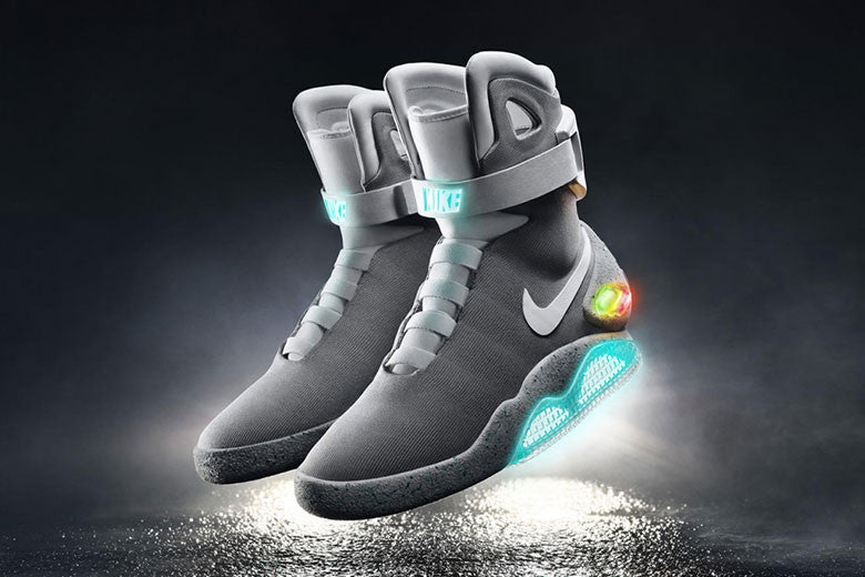 Nike Officially Announces the Nike MAG with Power Laces is coming!