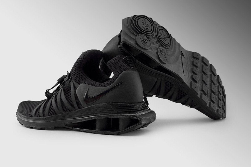 new arrival c83fe fd39b ... sweden black is the new black cop nike shox gravity now 77a76 2f9f1