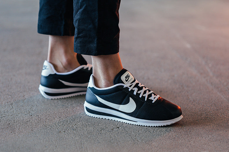 Nike Cortez Ultra Black/White