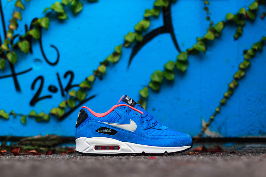 Nike Air Max 90 Essential Electric Blue