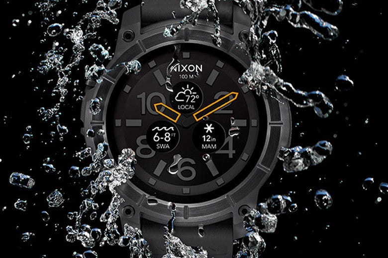 Nixon 'The Mission' Android Wear Watch