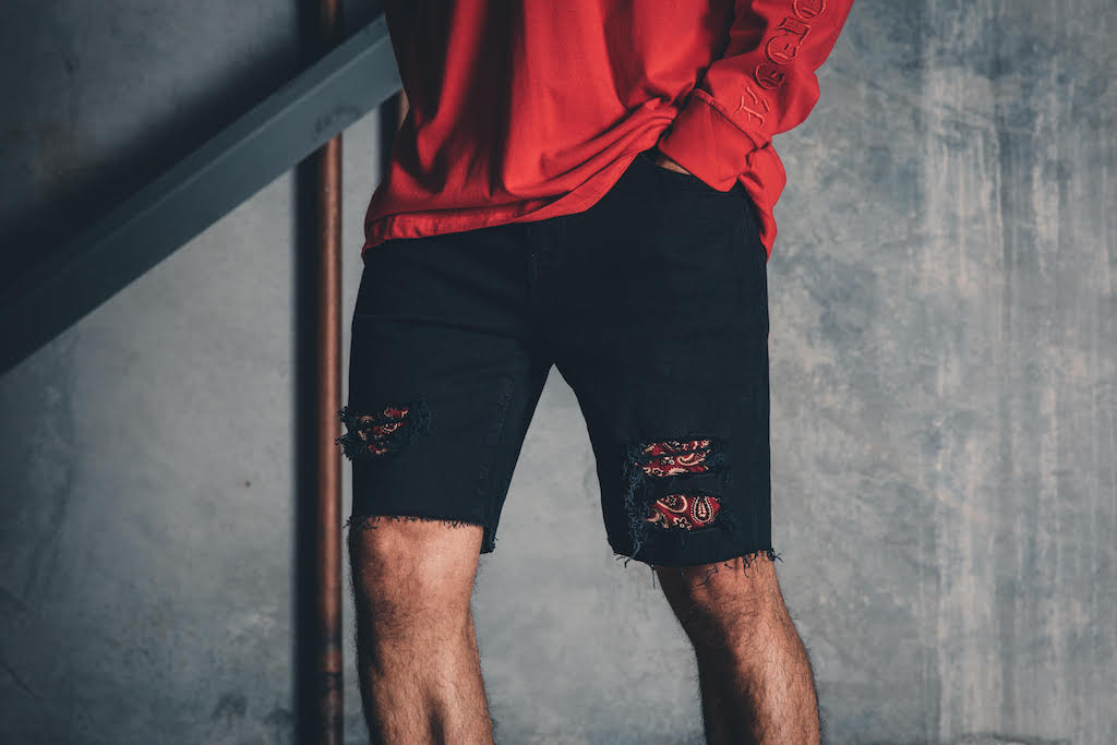 Saint Morta Is Bringing Out A Paisley Hybrid Short 🙌