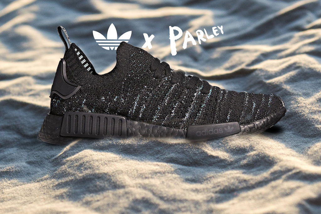 b67ac4a47 Adidas NMD R1 STLT Is Arriving In  Parley  Colourway – Culture Kings