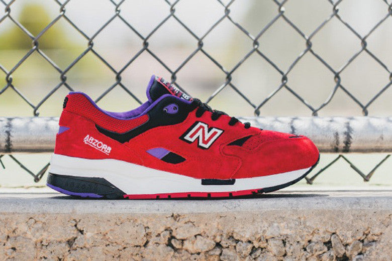 "New Balance 1600 ""Pinball"" Red"