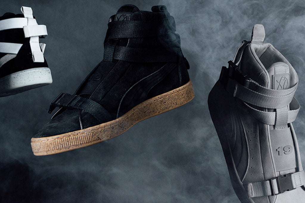 The Weeknd's Collaborative Puma Suede Selection Is Dropping At CK