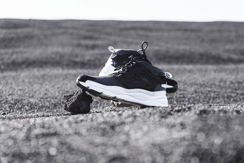 "Another Look At: ""Dark Desert Project"" Publish X Reebok"