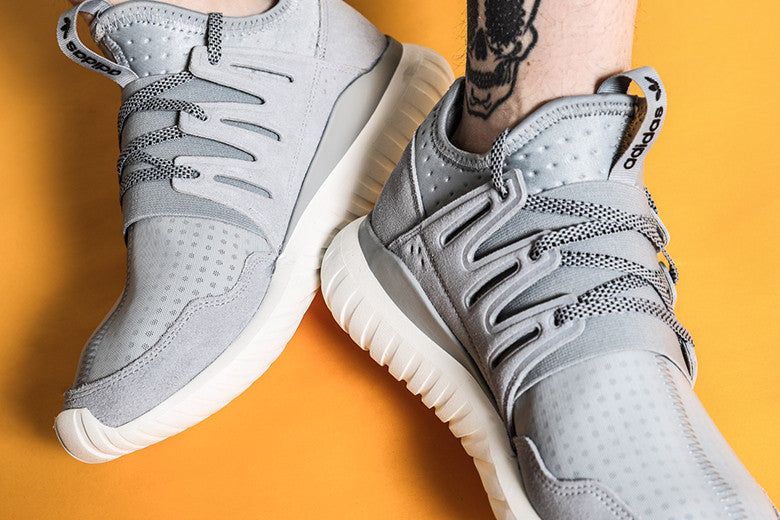 adidas Originals Tubular Radial Grey