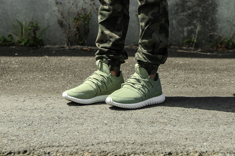 classic fit san francisco exclusive shoes adidas Originals Tubular Radial Olive – Culture Kings