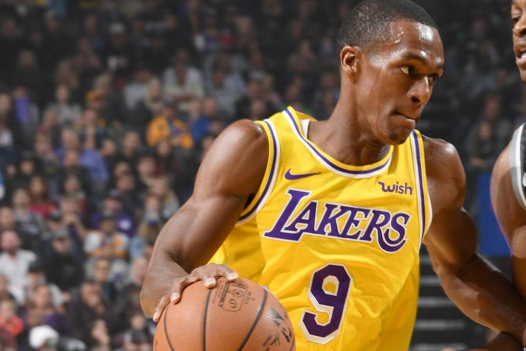 Rajon Rondo Wants To Come Back To The Lakers