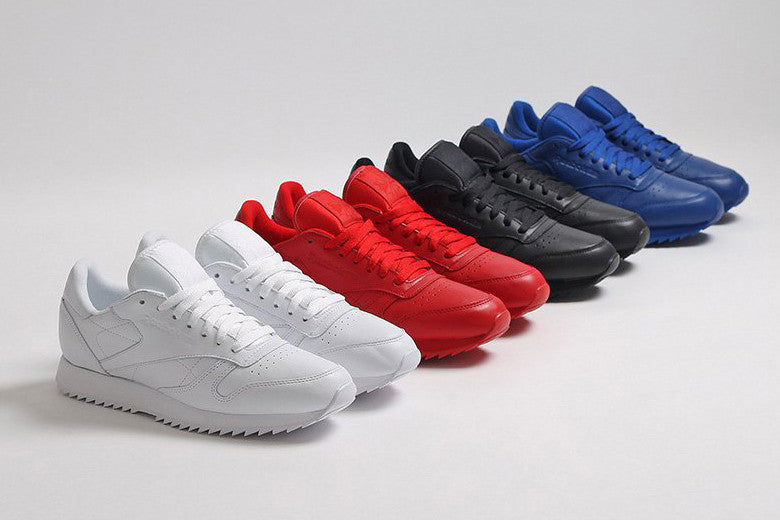 Reebok CL Leather Ripple Mono
