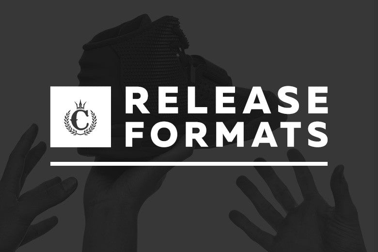 Culture Kings introduces Release Formats!