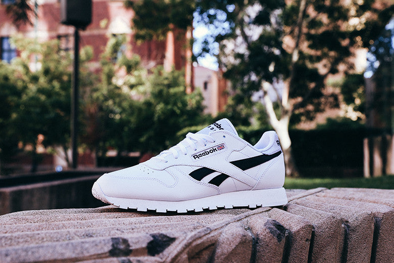 Reebok Classic Leather Pop White