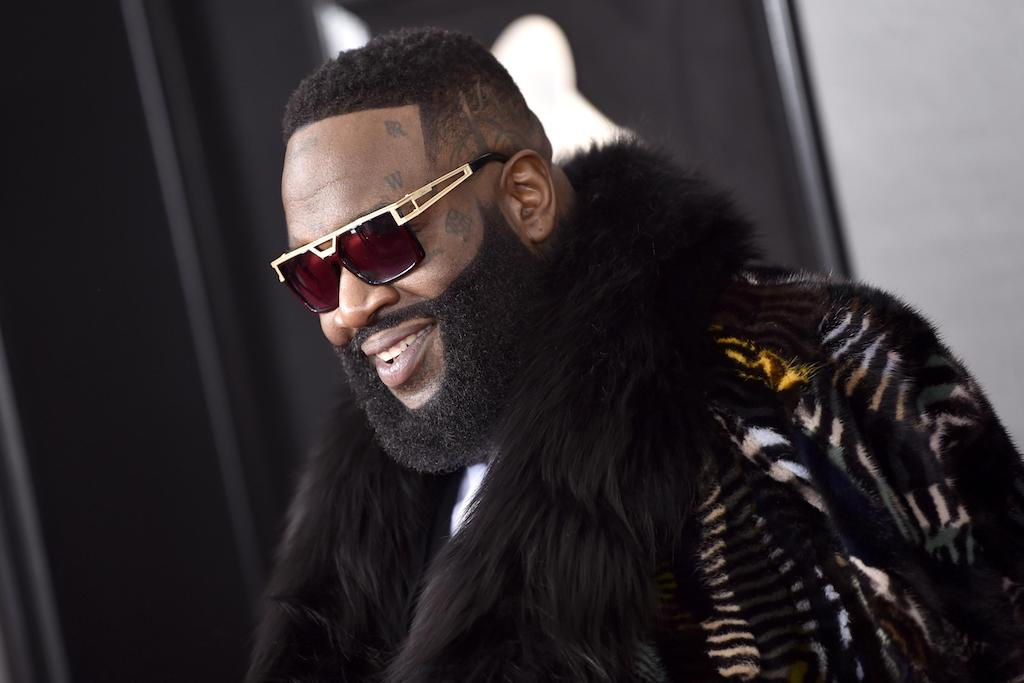 Rick Ross Names His Son 'Billion' 💰