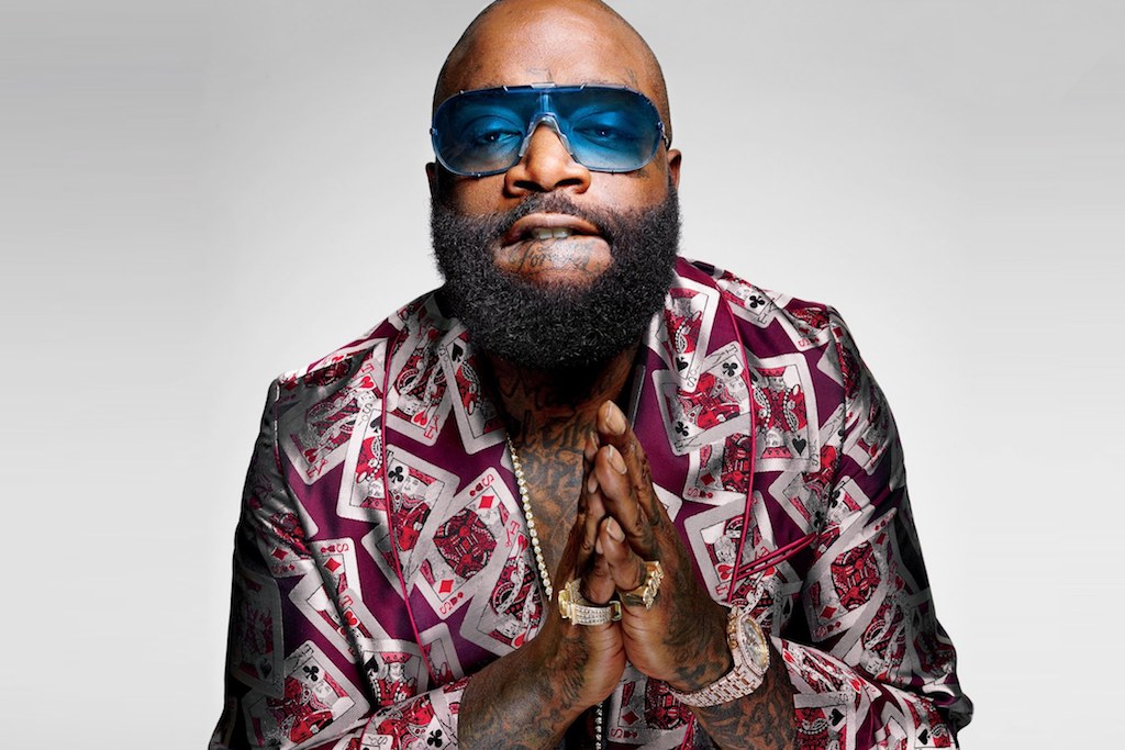Tickets Available Now For The Culture Kings X Rick Ross Tour
