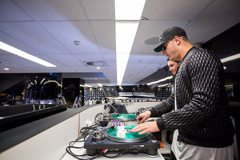 DJ Snake Instore at Culture Kings Sydney