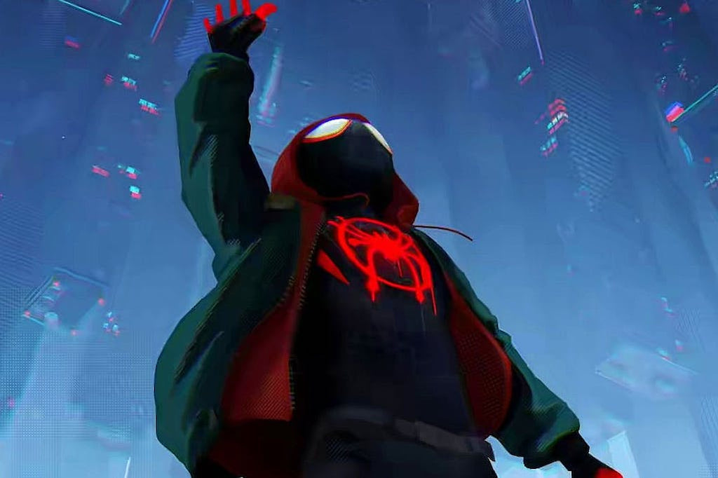 'Spider-Man: Into The Spider-Verse' Review 🎬