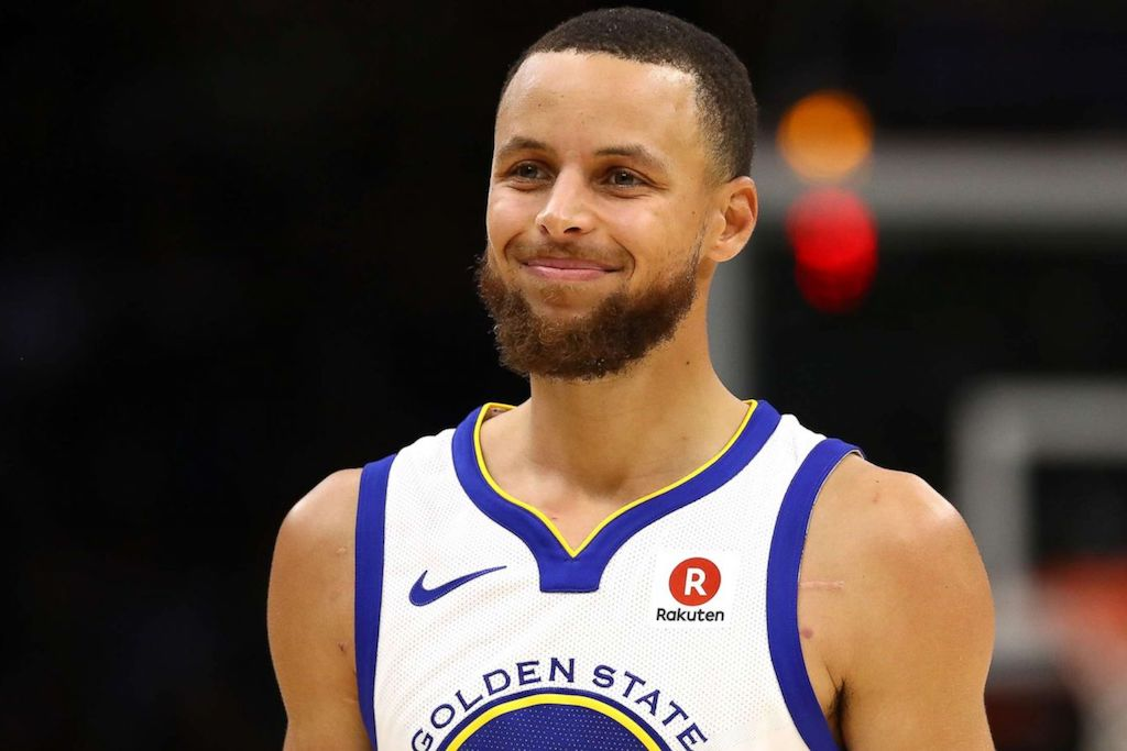 Steph Curry Trolls James Harden