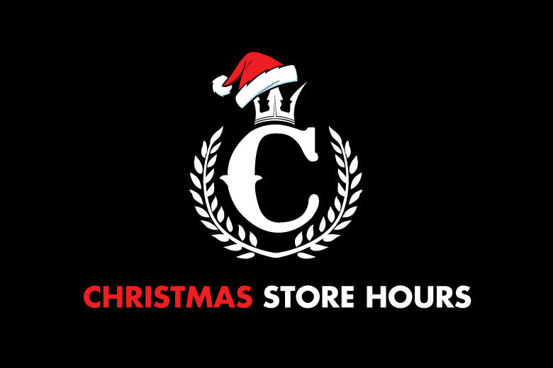 Culture Kings Christmas 2016 Trading Hours