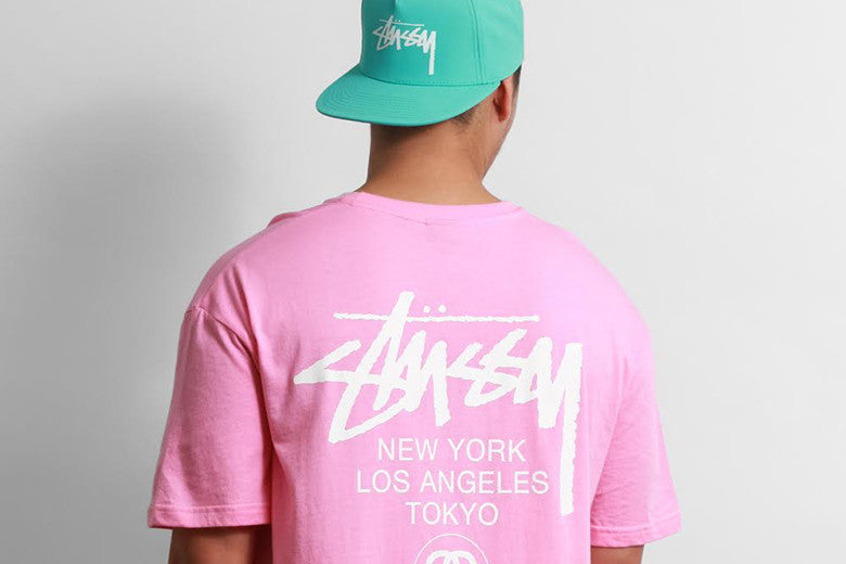Stussy Summer 2015 Collection