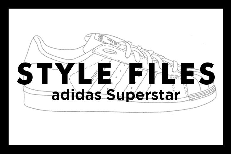Style Files: adidas Superstar
