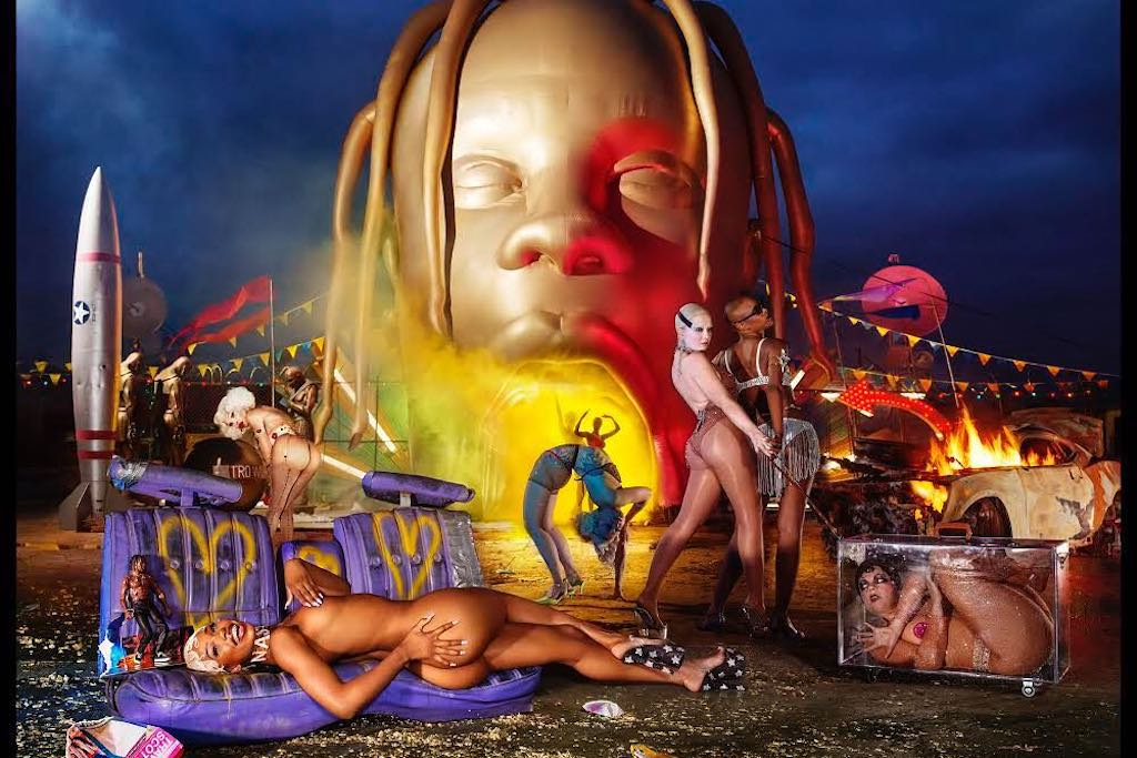 fa101dabaaa6 Travis Scott's 'Astroworld' Cover Under Fire – Culture Kings