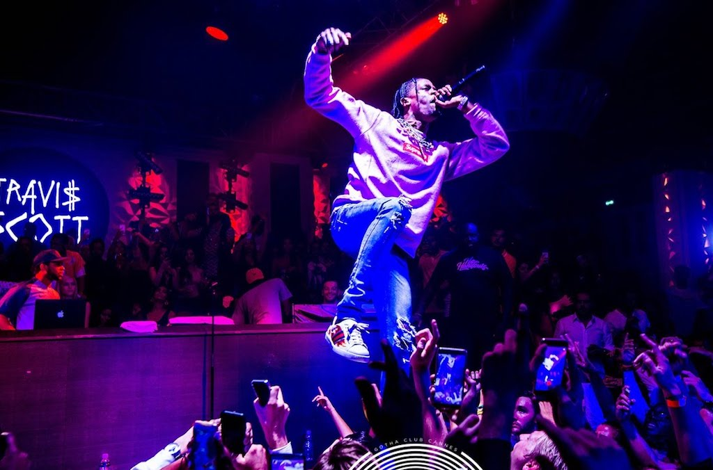Travis Scott Joined By Offset, Quavo & Drake | Culture Kings