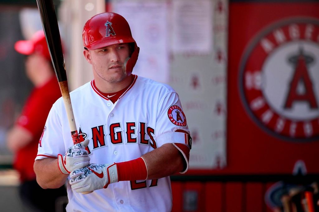 Trout & Angels Near Finalising Largest Contract In Sports History