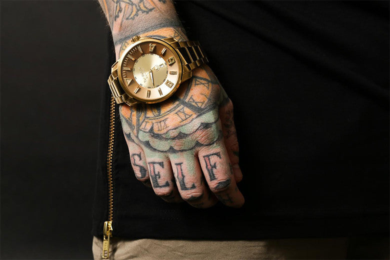 Culture Kings X Tendence Watch Collaboration
