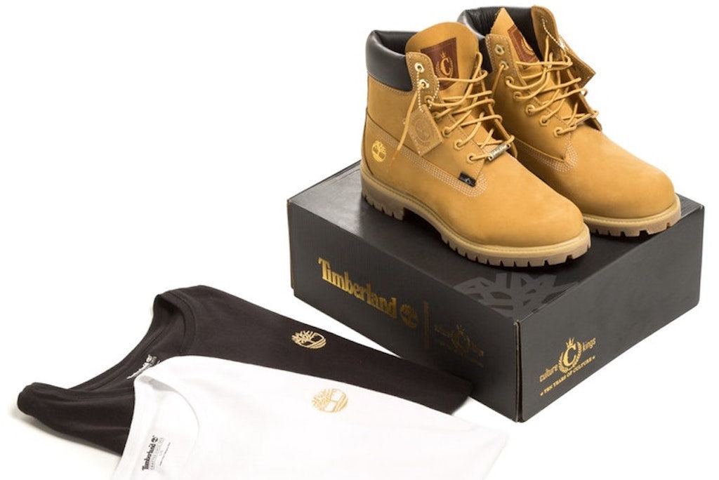 The NFS Timberland Tee Is Yours To Cop