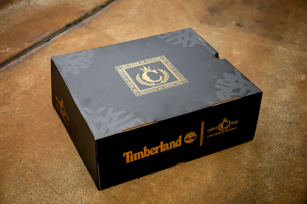 Culture Kings X Timberland