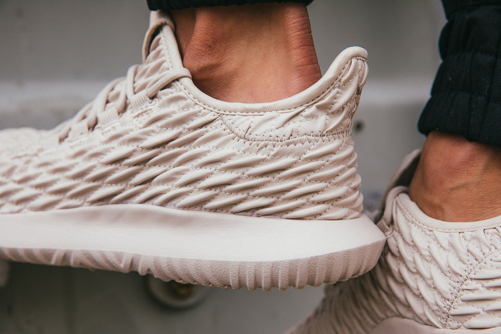adidas Originals Tubular Shadow With Leather-