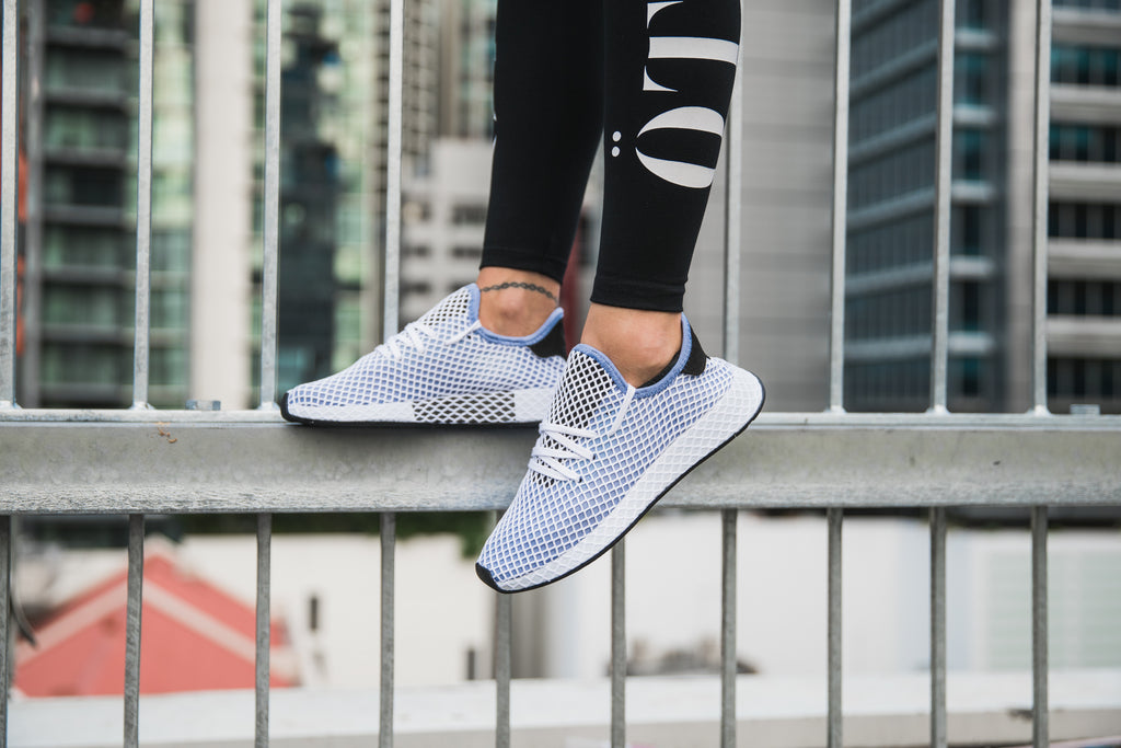 How To Style adidas Original Deerupts