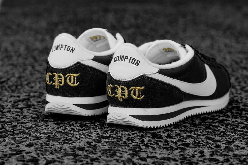 new product 29344 11b1d Also new to Culture Kings is the Nike Classic Cortez SE in white, red and  blue. This sneaker is commonly known as the Forrest Gump Sneaker, ...