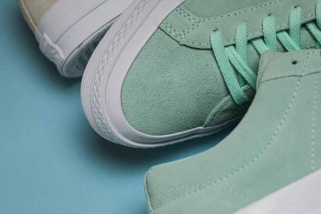 Searching For Suede: Converse One Star Suede Pastel
